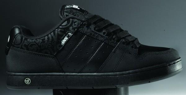 DVS Schuhe Getz 4 black/nubuck