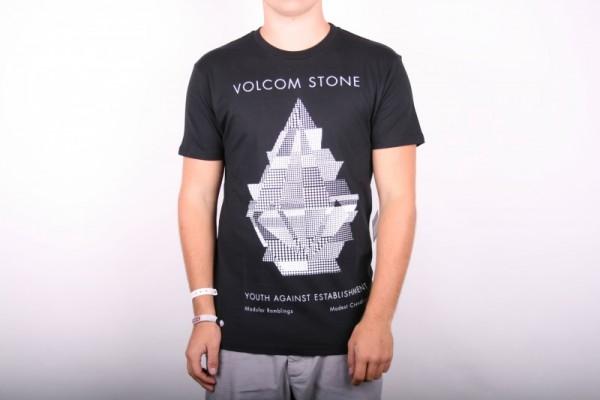 Volcom T-Shirt Structure SS Slim Tee