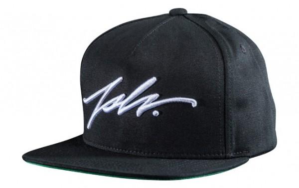 JSVL Snapback Signature - Schwarz