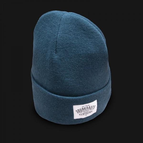 Sourkrauts Beanie 19 Blue