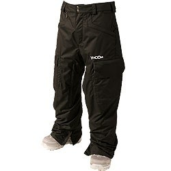 Volcom Snow Pant Entities black