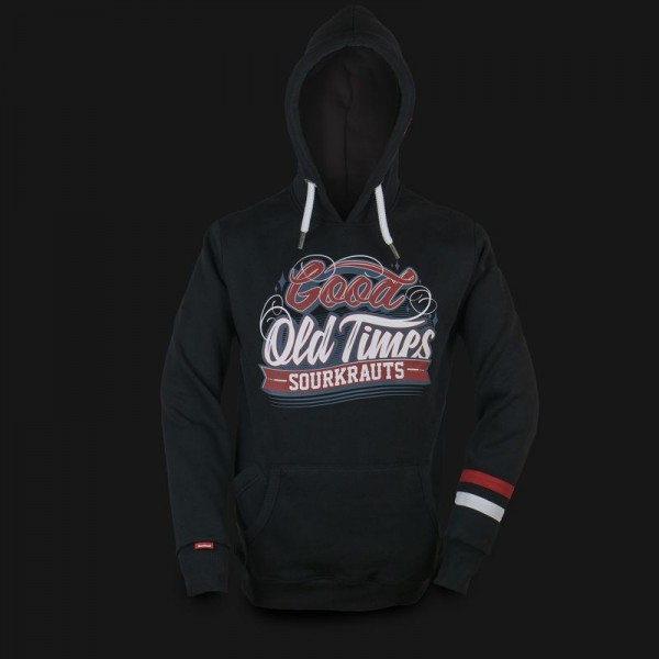 Sourkrauts Limited Edition Hoody Good Old Times