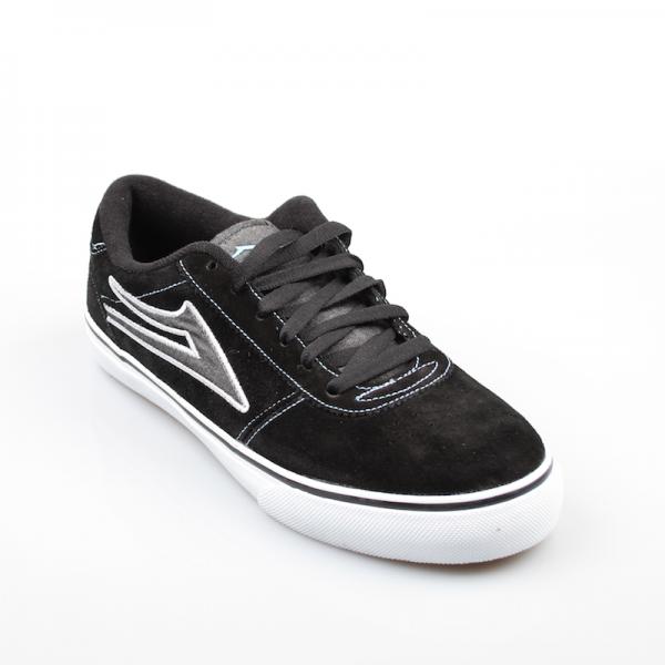 Lakai Schuhe Manchester black suede