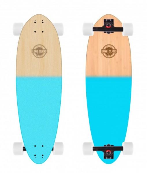 """Long Island Mini Longboard Complete """"Zen"""""""