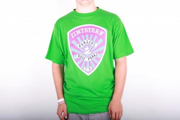 Zimtstern T-shirt TSM Ranger green