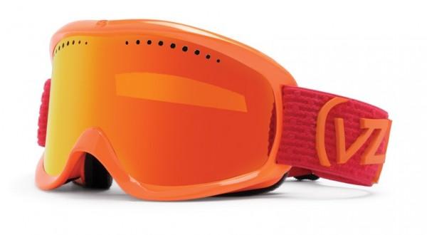 Vonzipper Goggle Sizzle Fruit Cup/Fire Chrome