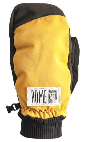 Rome Gloves Authentic Mitt Tan