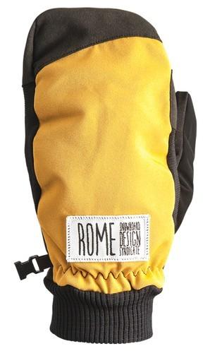 Rome Gloves Authentic Mitt Tan
