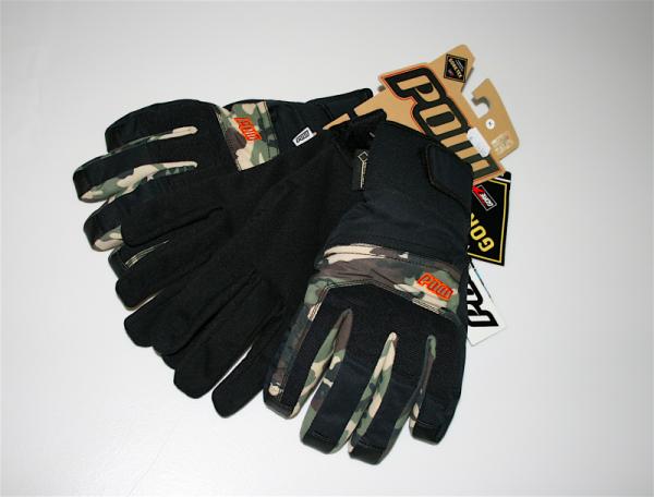Pow Gloves Sniper GTX Camo