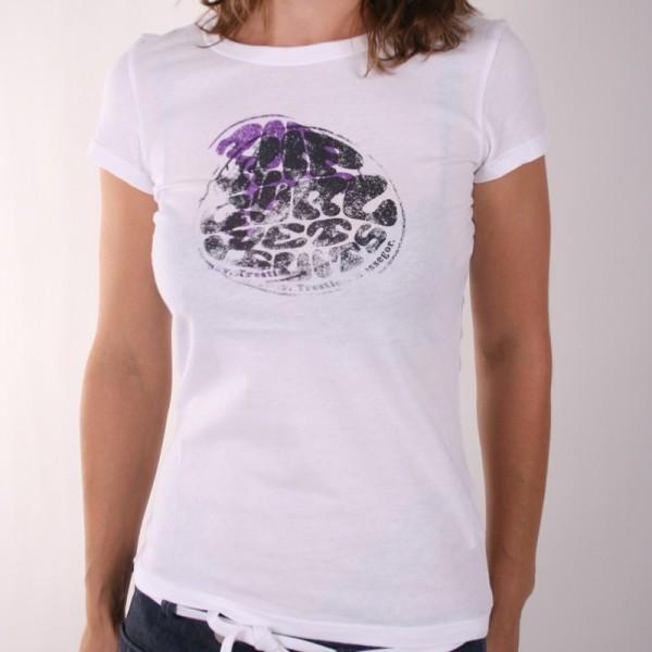 Rip Curl Ladies T-shirt Nikki white