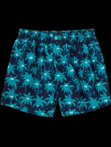 Lousy Livin Boxershorts Palm navy