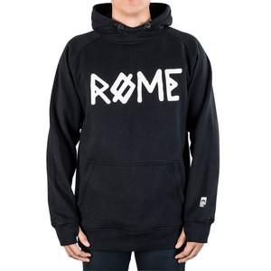 Rome Riding Hoodie black