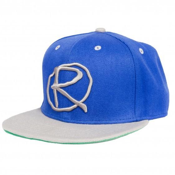 Rampworx Snapback Cap blue/grey