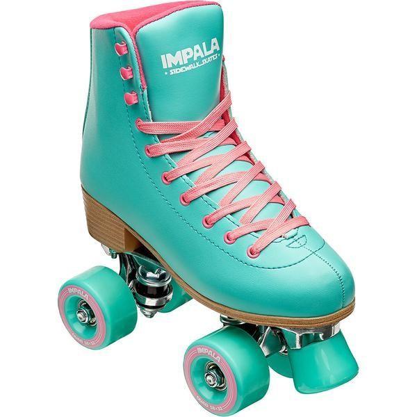Impala Rollerskates Aqua