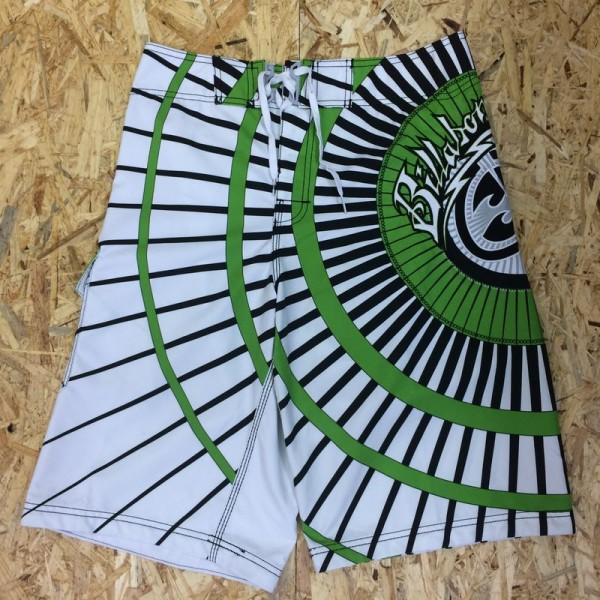 Billabong Boardshort Sonic - White / Green