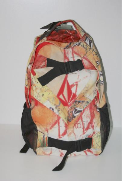 Volcom Backpack New Standard MLT