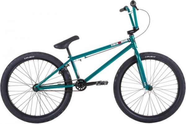 Stolen Freestyle BMX Saint Moss Green