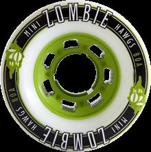 Hawgs Longboard Wheels Mini Zombies 80A 70mm - White