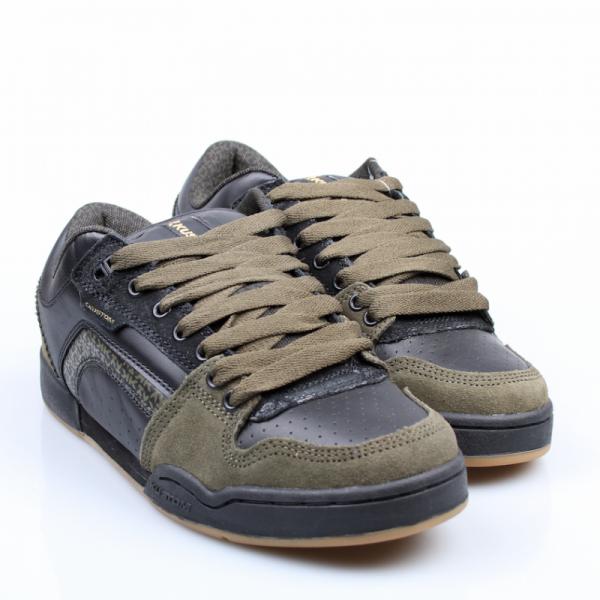 Kustom Schuhe Dekade Camo