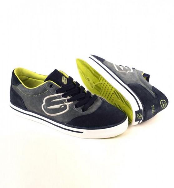 Elyts Schuhe Ruckus navy/grey/green