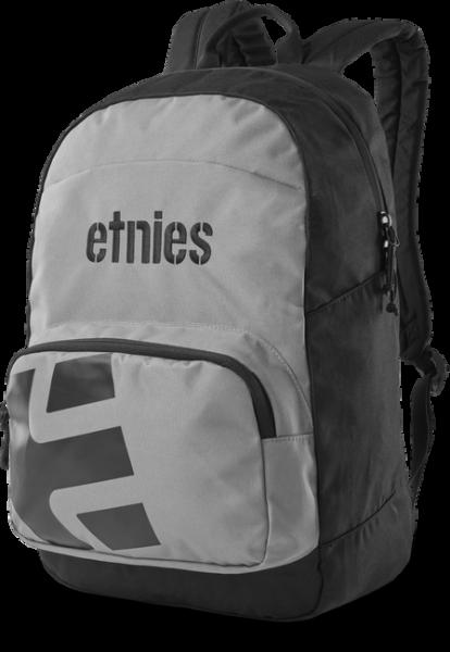 Etnies Backpack Locker black /grey