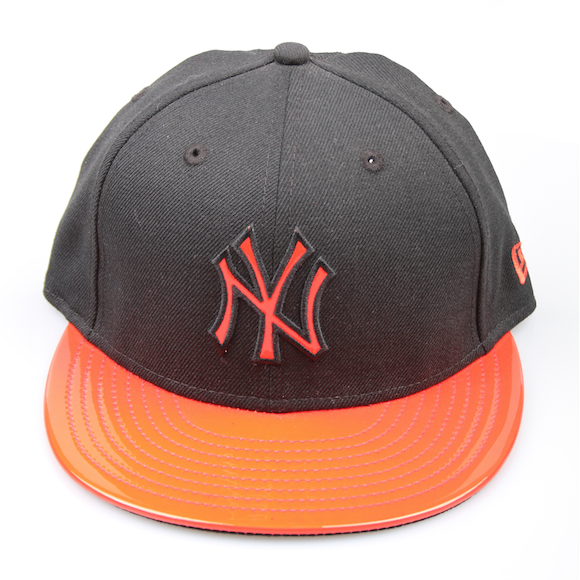 New Era Cap 59-Fifty See Through NY Yankees black/scarlet