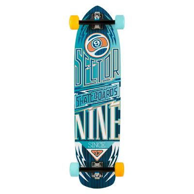Sector 9 Longboard Carbon Flight Complete