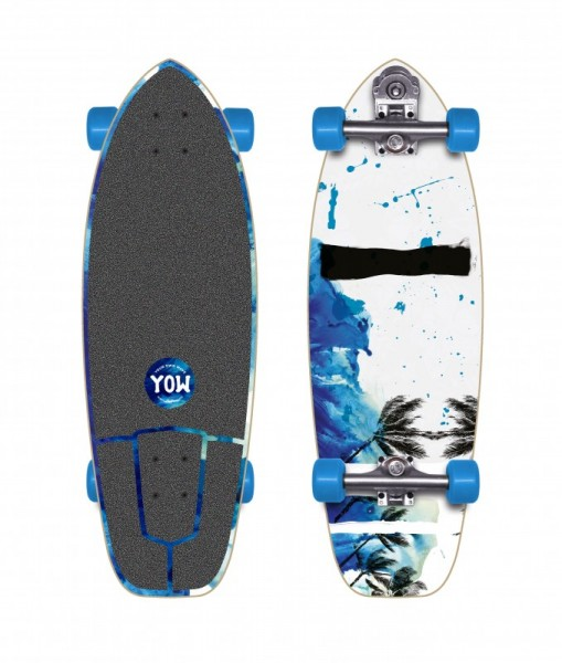 """YOW Cruiser Complete """"Teahupoo Alley"""""""