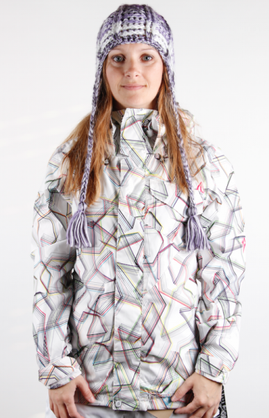 Volcom Snow Jacket Global white Ladies
