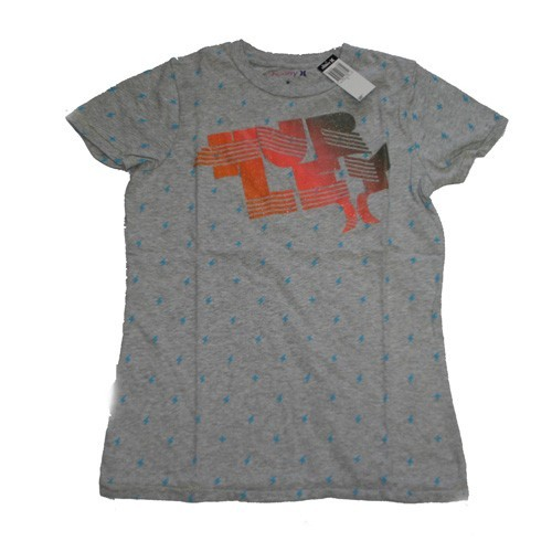 Hurley Girls T-shirt Good Vibrations