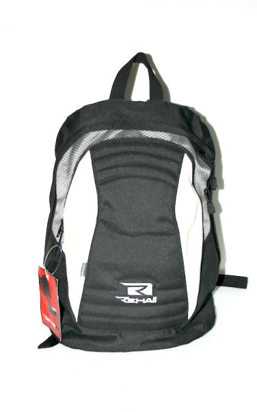 Rehall Backpack Black/White