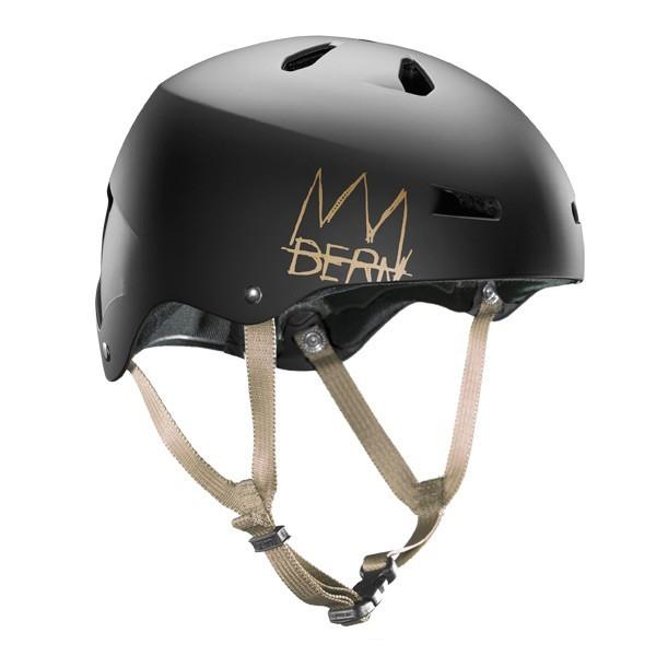 Bern Helm Team Macon EPS Black Crown