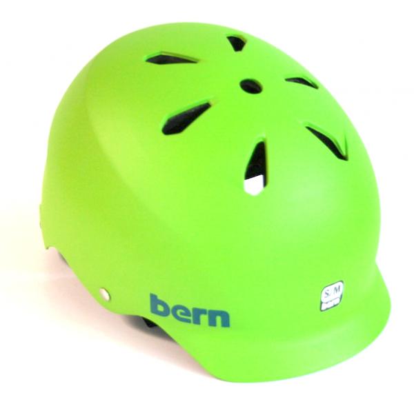 "Bern EPS Skate Helm ""Watts"" green"