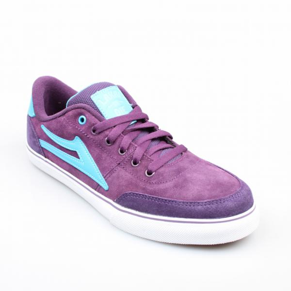 Lakai Schuhe Encino purple suede