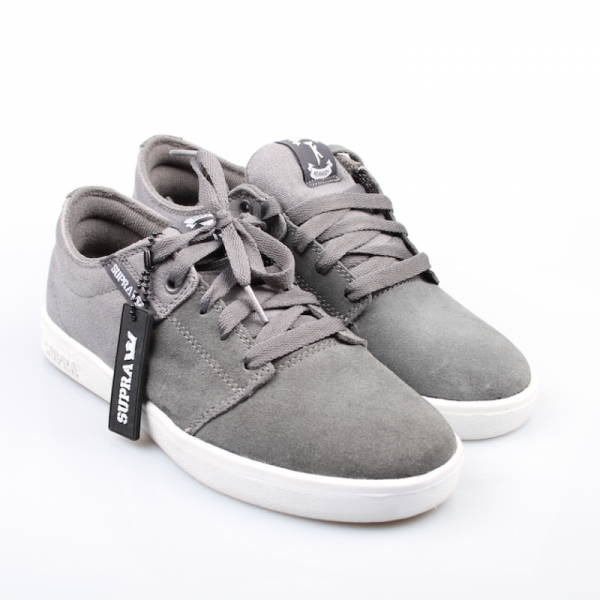 Supra Schuhe Stacks charcoal grey