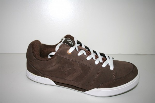 Converse Schuhe Grimes OX Color: chocolate/white