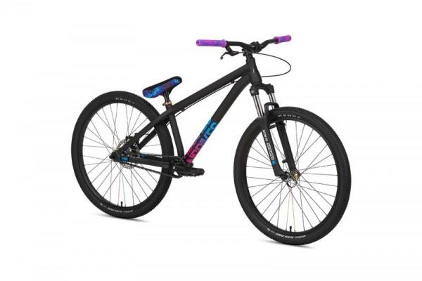 NS Bikes Pumptrack/Fun Bike Zircus Black