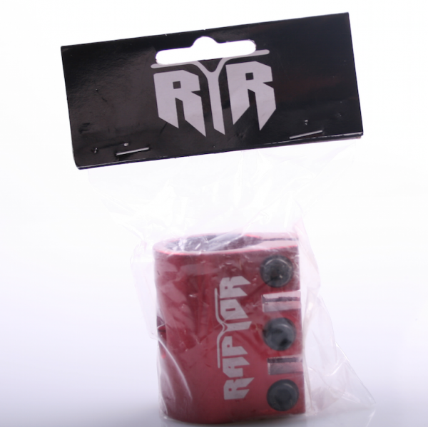 Raptor Clamp Red
