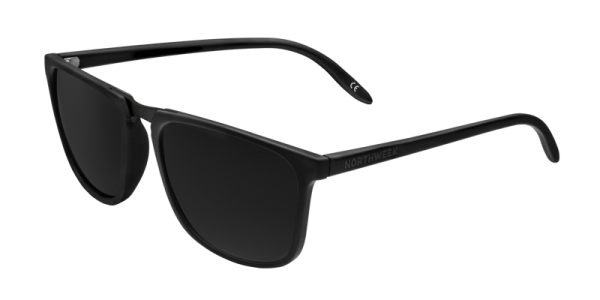 Northweek Sonnenbrille Shelter All Black