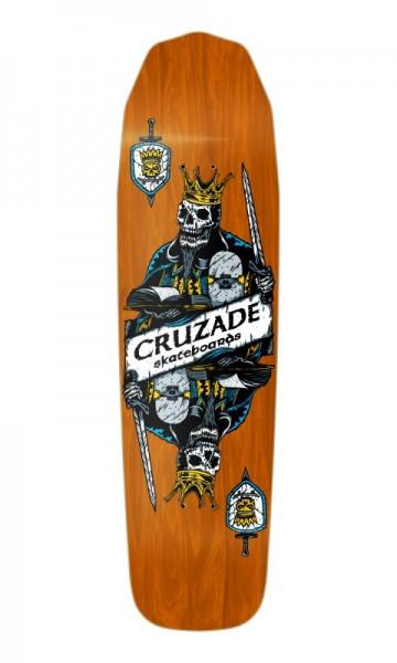 "Cruzade Pool Deck ""Dead King"" - 8.8"""