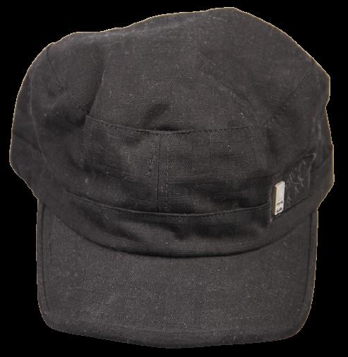 Billabong Military Cap Discover Black