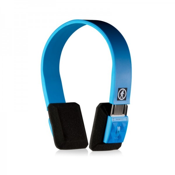 Outdoor Technonoly DJ Slims - Wireless Headphones Blue