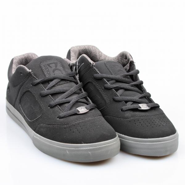Emerica Schuhe Reynolds 3 black/black/grey
