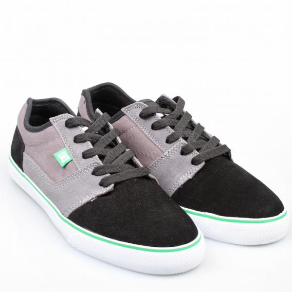 DC Schuhe Tonik black/battlehip/emerald