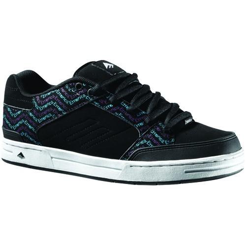 Emerica Schuhe Heritic 3 black/blue/purple