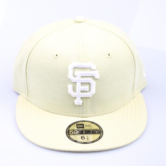 New Era Cap 59-Fifty San Francisco Pastalin green