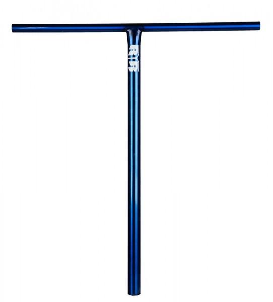 Raptor Chromoly T Bar blue