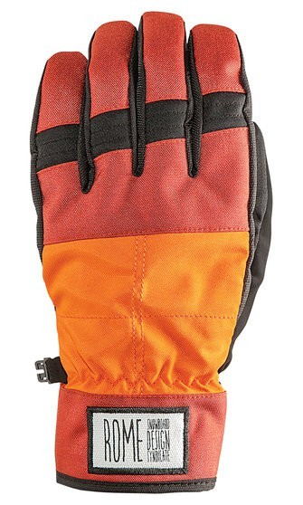 Rome Gloves Stranger Red