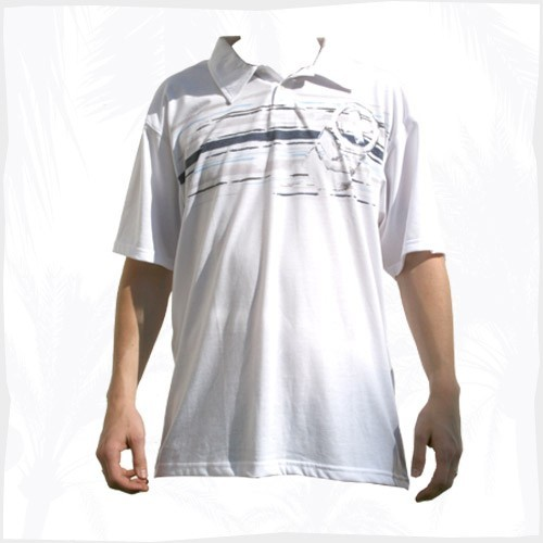 Quiksilver Polo Cutter white