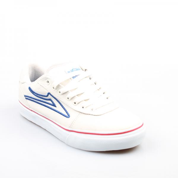 Lakai Schuhe Manchester Select white royal